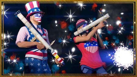 В GTA Online началось празднование Дня независимости — игроков ждут скидки до 70% и тематический контент