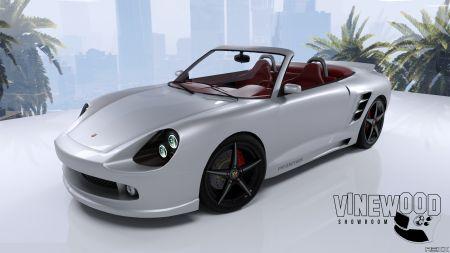 Фанат GTA Online предложил Rockstar концепт нового спорткара — посмотрите на эту малышку