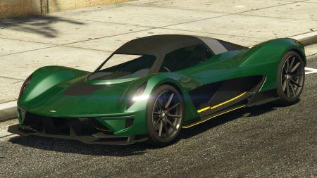 В GTA Online неделя приятных бонусов. Новый автомобиль на подиуме казино.