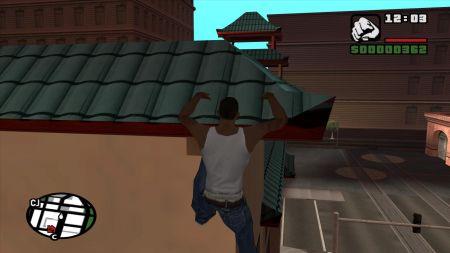 Эволюция GTA: паркур