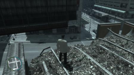 Исследуем метро в GTA 4