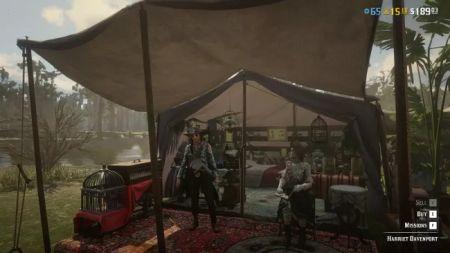 Цыганский Коб в Red Dead Online - где найти, цена, характеристики