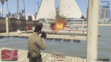 GTA Online: Los Santos Summer Special — прохождение миссии «За бортом»