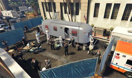 Новостной сайт сообщил о работе над фильмом по GTA 5