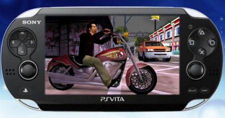 GTA 3 портируют на PlayStation Vita