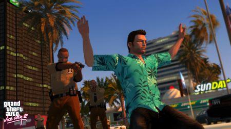 GTA Vice City на движке GTA 4 — эксклюзивные скриншоты и видео модификации GTA Vice City 2