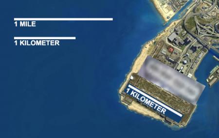 GTA 6 в Вайс-Сити — фанат проанализировал возможную утечку карты игры