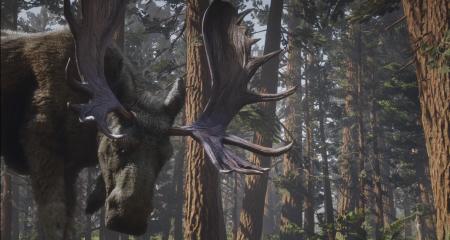 Red Dead Online на этой неделе: легендарный рыжий лось и скидки на оружие