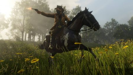 Red Dead Redemption 2 celebrates 2 years since release