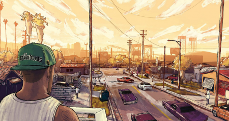 GTA San Andreas вышла 16 лет назад