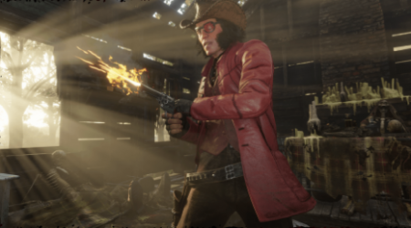 Red Dead Online: legendary Iwakta panther, Jaguar bow, discounts for revolvers and pistols