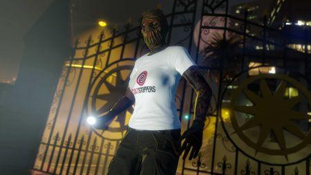В GTA Online продолжается празднование Хэллоуина. В Форте-Занкудо появилась летающая тарелка