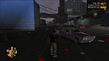 Для GTA 3 вышла первая часть сюжетного мода «Исчезновение Дональда Лава»