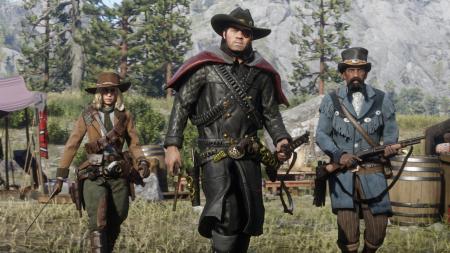 Red Dead Online выйдет отдельной игрой. Успейте купить со скидкой 75%