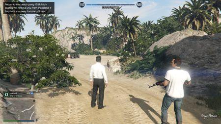 Игроки GTA Online узнали, можно ли исследовать остров в свободном режиме
