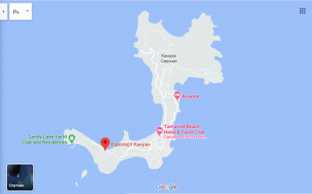 GTA players found a prototype of the Cayo Perico island. Now they are making fun of it on Google Maps
