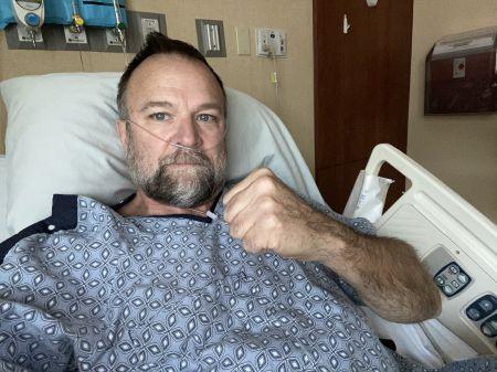 Актер, сыгравший Майкла в GTA 5, госпитализирован с ковидной пневмонией