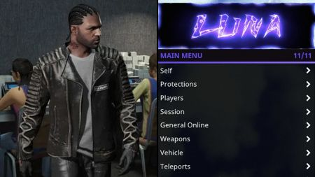 Take-Two lawyers closed the development of the biggest cheat menu for GTA Online