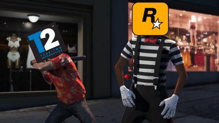 Порты GTA на портативные консоли были заблокированы Take-Two