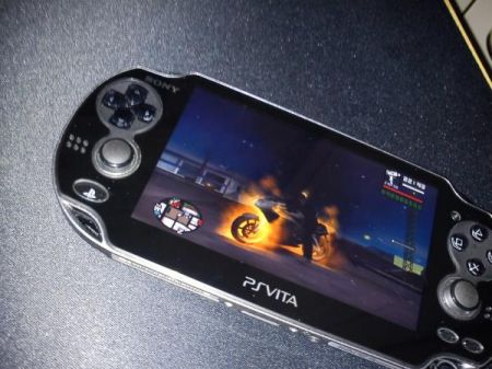 GTA San Andreas for PlayStation Vita got a first update