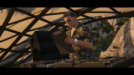 DJ из GTA Online номинирован на премию Грэмми
