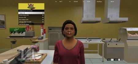 Моддер добавил в GTA 5 закусочные и фастфуд