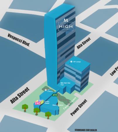 GTA 5 : моддеры превратят недостроенный небоскреб Mile High Club в сюжетное DLC
