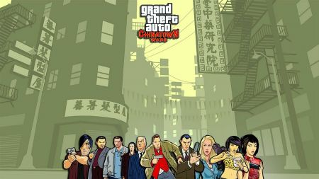 Android-версию GTA Chinatown Wars портировали на PlayStation Vita
