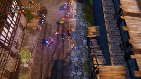 Rustler (Grand Theft Horse) ― анонсирован средневековый клон GTA