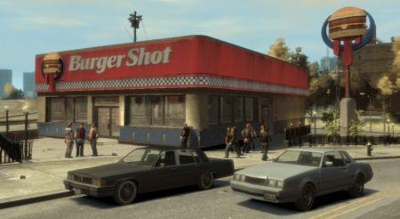 Кулинары рассказали как приготовить гигантский бургер из GTA 4