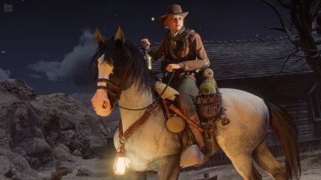 Red Dead Online: скидки на лошадей, седла и экипировку для лошадей