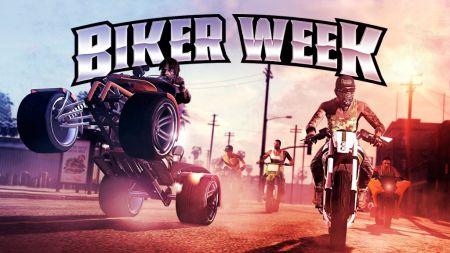 Байкерская неделя в GTA Online