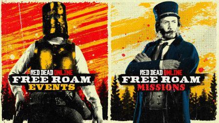 Red Dead Online: бонусы в свободном режиме, скидки на оружие
