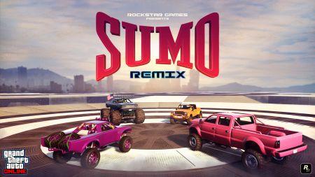 """GTA Online: тройная прибыль в """"Сумо"""", бесплатный парашют, скидки на авто"""