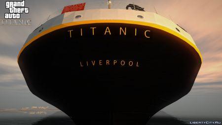 Вышел крупнейший мод, добавляющий Титаник в GTA San Andreas