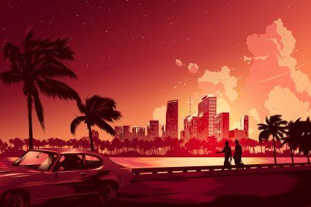 Слух: обновление сайта разработчиков намекает, что GTA 6 будет в Vice City