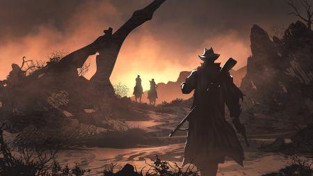 """Red Dead Online: бонусы в режиме """"Оружейная лихорадка"""", скидки на пистолеты и боеприпасы"""