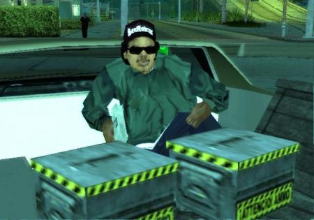 Райдер больше не предатель — вышел мод, исправляющий сюжет GTA San Andreas