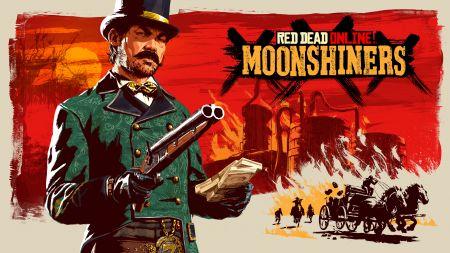 В Red Dead Online бонусы для самогонщиков