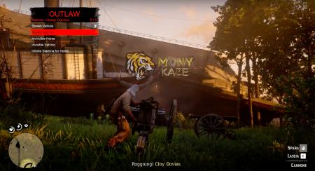 Rockstar Games заблокировала сотни читеров и мод-меню Red Dead Online