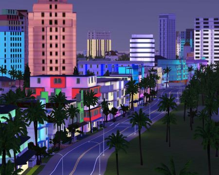 Professional architect found flaws in town structure of GTA Vice City and made it better
