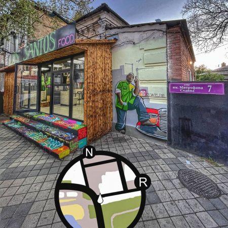 Кафе для фанатов GTA San Andreas открылось в Краснодаре