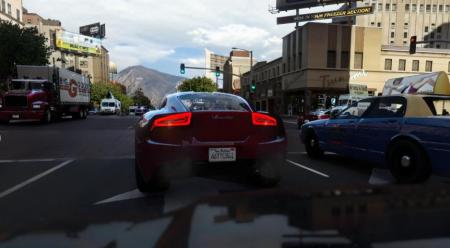 Нейросеть делает графику GTA 5 неотличимой от реальной жизни