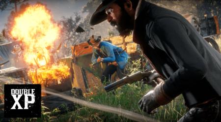 Red Dead Online: бонусы для торговцев и двойной опыт за зачистку логов банд