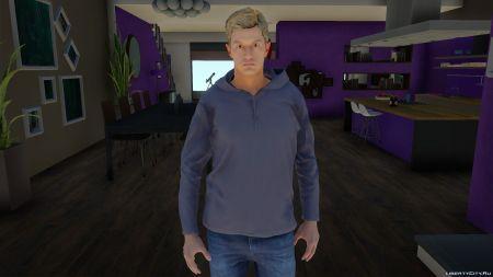 Леди Димитреску в GTA San Andreas — моддер добавил в игру героев Resident Evil 8: Village
