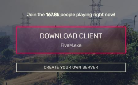 Онлайн-модификация GTA 5 опередила по числу игроков в сети GTA Online в Steam