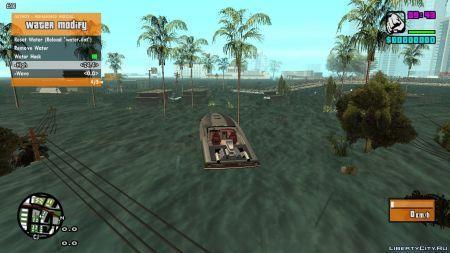 Вышло удобное мод-меню для GTA San Andreas, выполненное в стиле GTA 5
