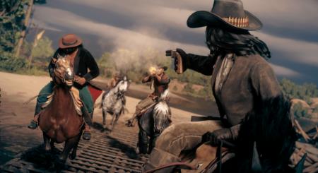 Red Dead Online: новые гонки, бонусы и скидки