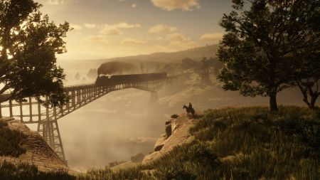 Red Dead Redemption 2 graphics to be upgraded with NVIDIA technology