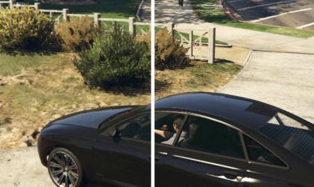 Мод для GTA 5 увеличивает FPS в игре без размытия картинки